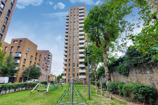 Ivy Point, 5 Hannaford Walk, London, E3 3SU